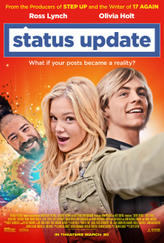Status Update showtimes and tickets