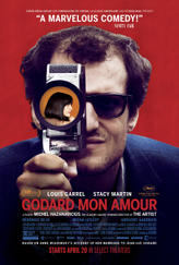 Godard Mon Amour showtimes and tickets