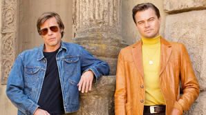Check Out Brad Pitt and Leonardo DiCaprio in First 'Once Upon a Time in Hollywood' Poster; Here's Everything We Know