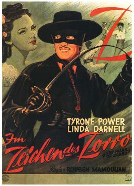 The Mark of Zorro / Sign of Zorro Photos + Posters