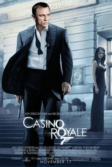 Casino Royale / Quantum of Solace Photos + Posters
