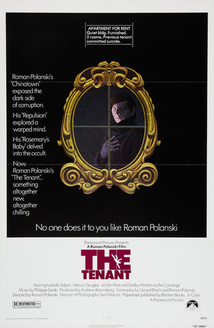 The Tenant / Frantic Photos + Posters