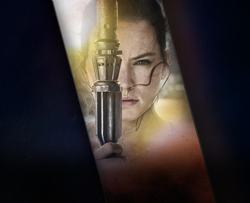 Star Wars: The Force Awakens Photos + Posters