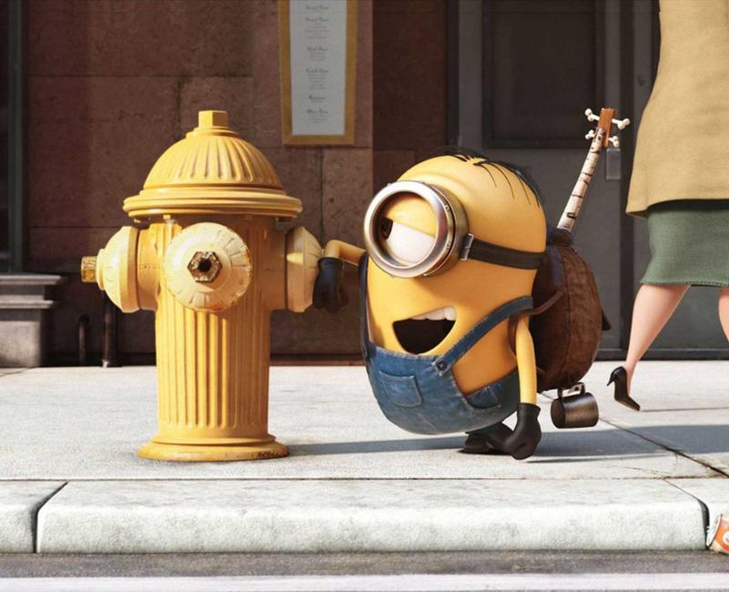 Minions (2015) Photos + Posters