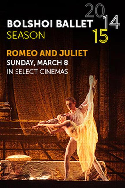 Bolshoi Ballet: Romeo And Juliet (2015) Photos + Posters