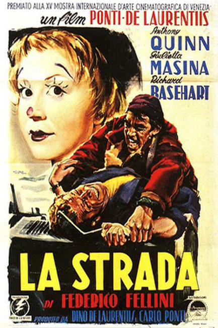 LA STRADA / LUST FOR LIFE Photos + Posters