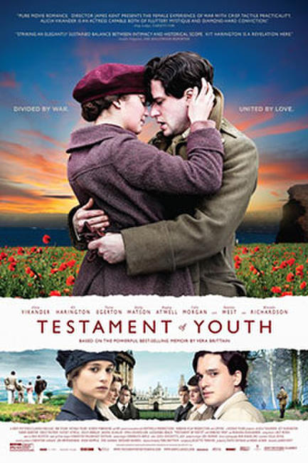 Testament of Youth Photos + Posters