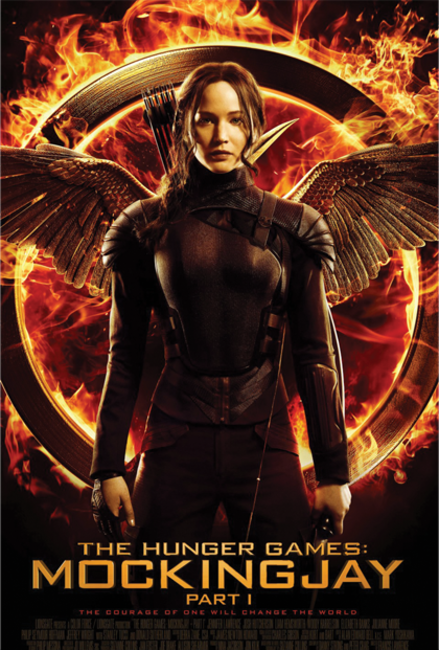 AMC Cares - The Hunger Games: Mockingjay - Part 1 Photos + Posters