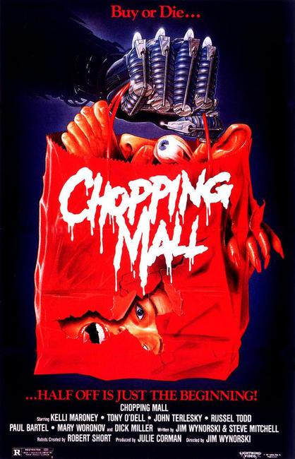 Chopping Mall / Night of the Comet Photos + Posters