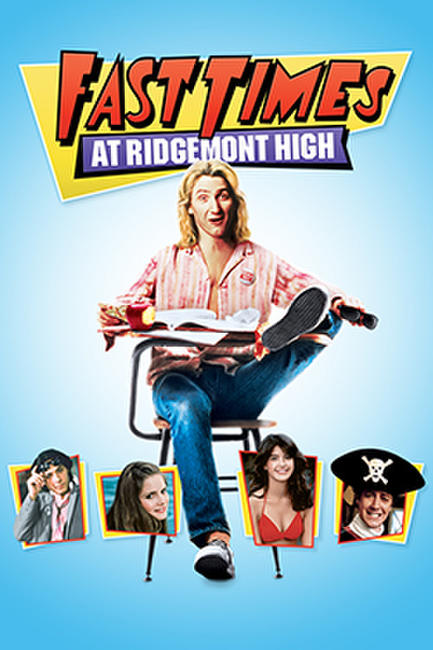 FAST TIMES AT RIDGEMONT HIGH/SINGLE WHITE FEMALE Photos + Posters