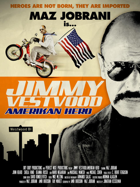 Jimmy Vestvood: Amerikan Hero Photos + Posters