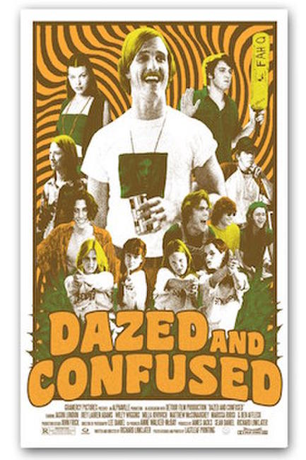 Dazed and Confused/School Of Rock Photos + Posters
