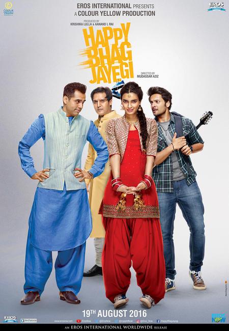 Happy Bhag Jayegi Photos + Posters