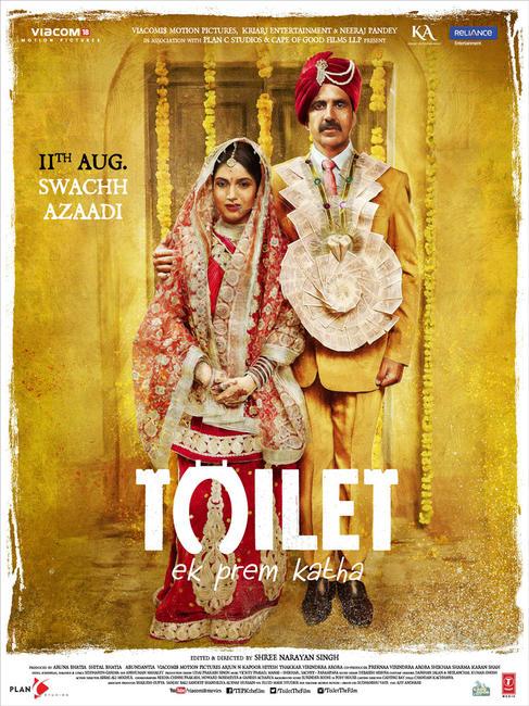 Toilet: Ek Prem Katha Photos + Posters