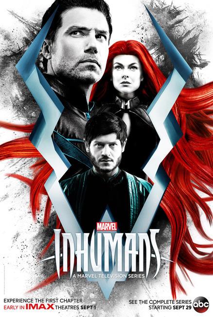 Marvel's Inhumans Photos + Posters