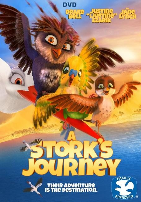 A Stork's Journey Photos + Posters