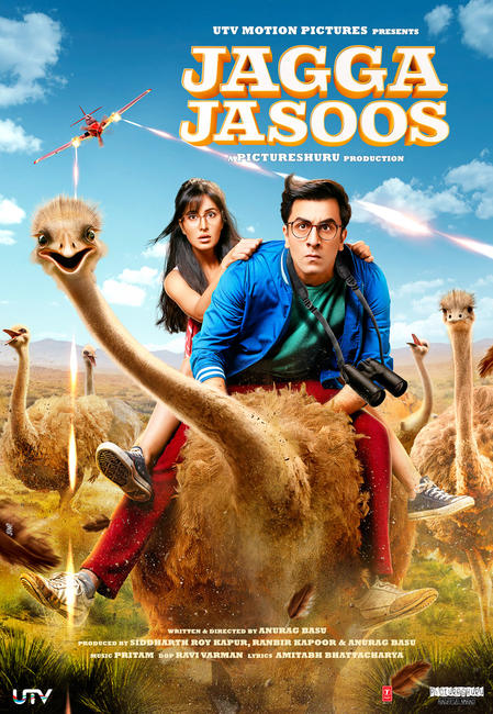 Jagga Jasoos Photos + Posters