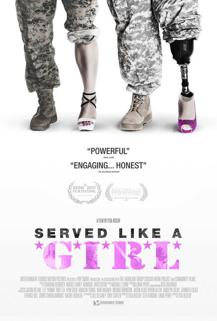Served Like a Girl Photos + Posters