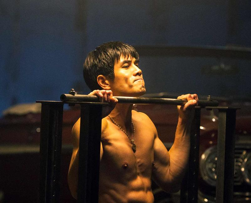 Birth of the Dragon Photos + Posters