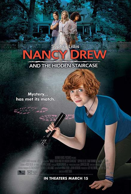 Nancy Drew and the Hidden Staircase (2019) Photos + Posters