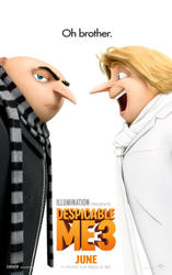 Despicable Me 3 showtimes and tickets