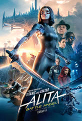 Alita: Battle Angel showtimes and tickets