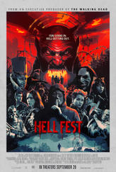 Hell Fest showtimes and tickets