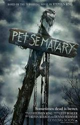Pet Sematary (2019) showtimes and tickets