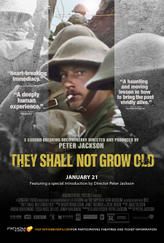 Fathom Events - They Shall Not Grow Old showtimes and tickets