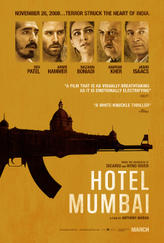 Hotel Mumbai showtimes and tickets