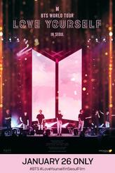 BTS WORLD TOUR LOVE YOURSELF IN SEOUL showtimes and tickets