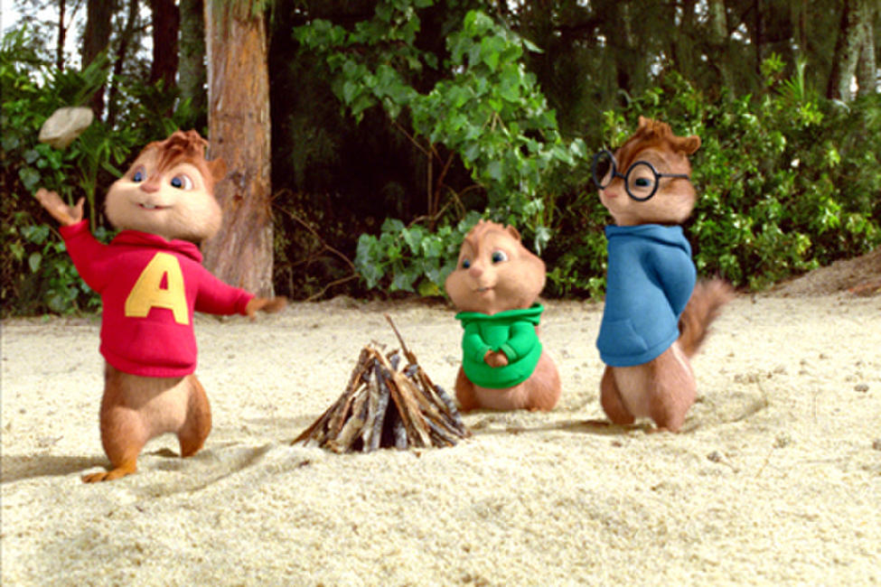 Alvin and the Chipmunks: Chipwrecked (2011) Movie Photos and