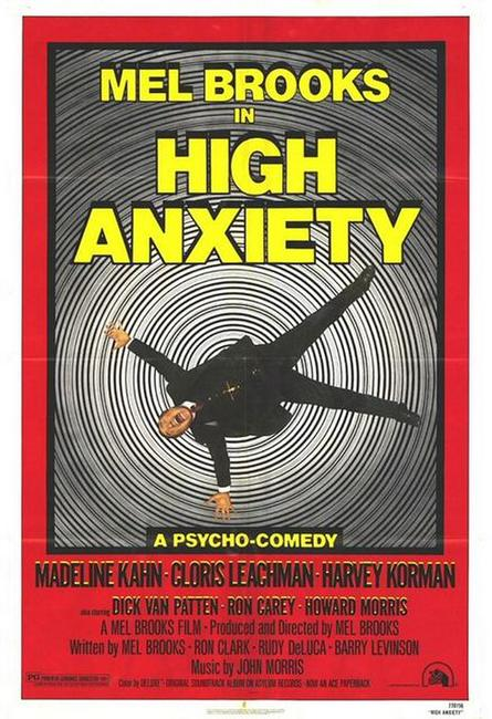 Silent Movie / High Anxiety Photos + Posters