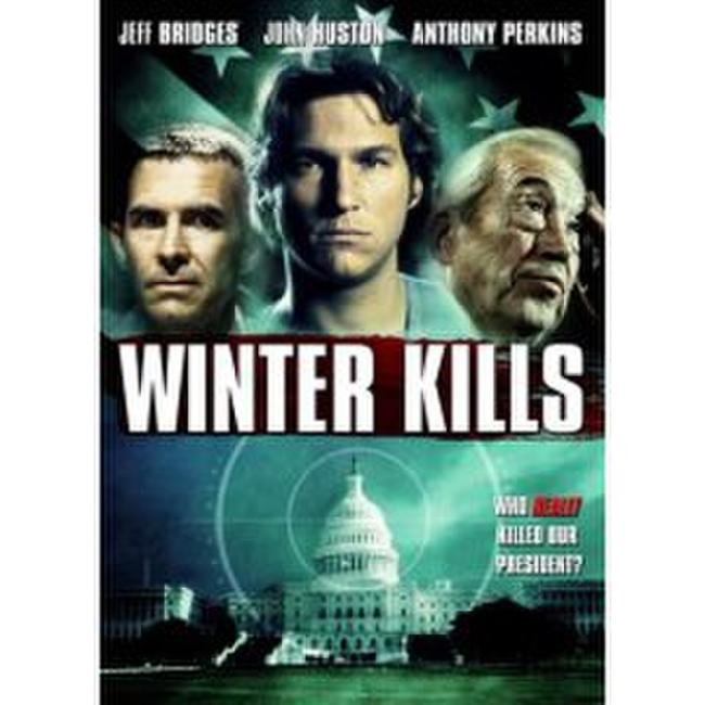 Winter Kills / Executive Action Photos + Posters