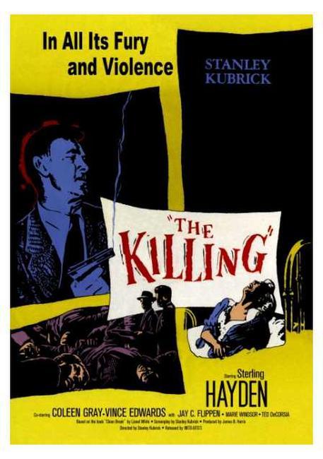 The Killing / The Asphalt Jungle Photos + Posters