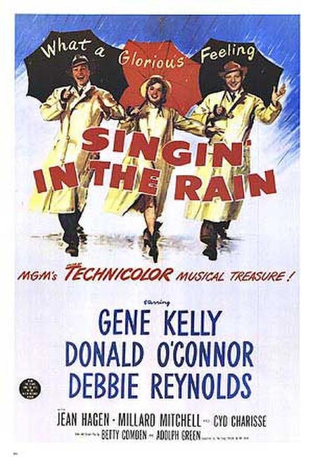 Singin' in the Rain / Summer Stock Photos + Posters