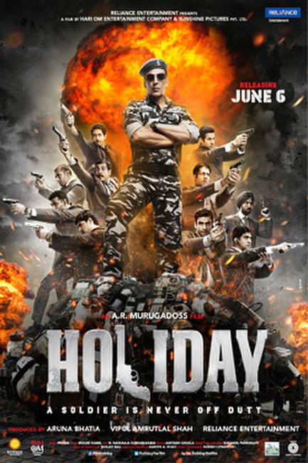 Holiday (2014) Photos + Posters