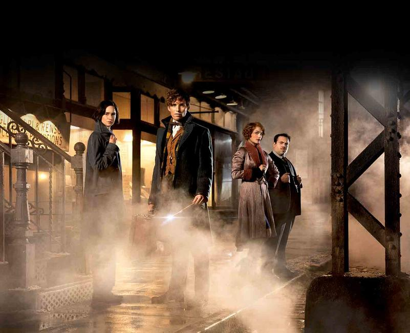 Fantastic Beasts and Where to Find Them Photos + Posters