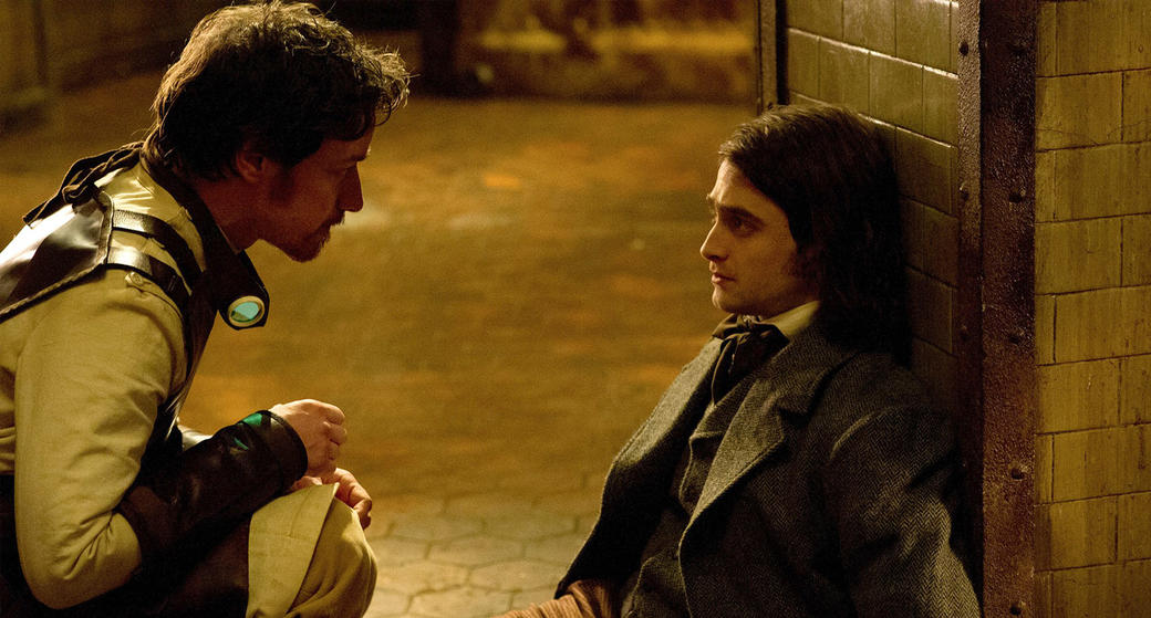 Victor Frankenstein Photos + Posters