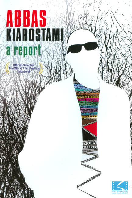 Abbas Kiarostami: A Report Photos + Posters