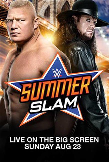 WWE SummerSlam 2015 Photos + Posters