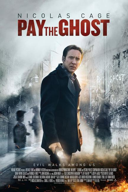 Pay the Ghost Photos + Posters