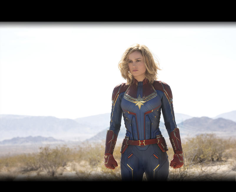 Captain Marvel (2019) Photos + Posters