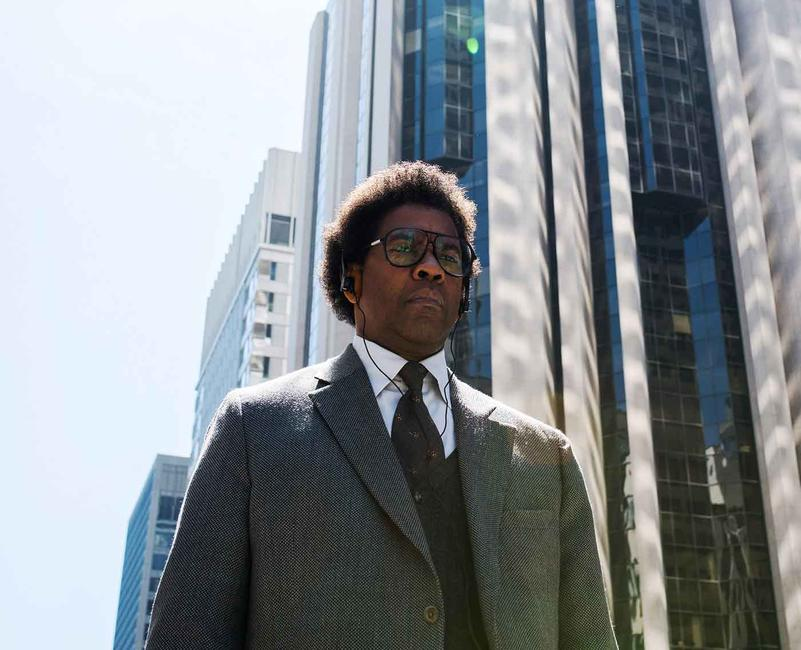 Roman J Israel, Esq. Photos + Posters