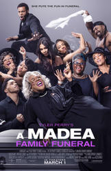 Tyler Perry's A Madea Family Funeral showtimes and tickets