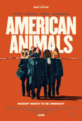 American Animals showtimes and tickets