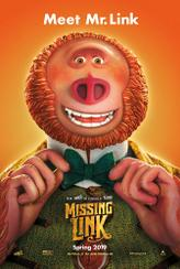 Missing Link (2019) showtimes and tickets