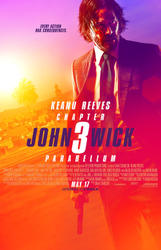 John Wick: Chapter 3 – Parabellum showtimes and tickets
