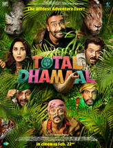 Total Dhamaal showtimes and tickets