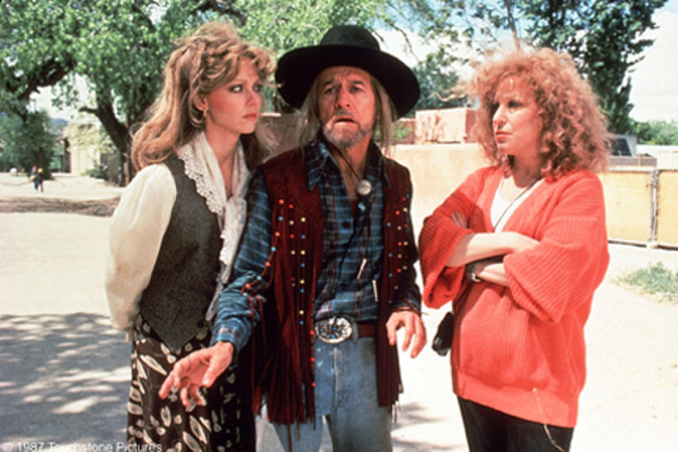 outrageous fortune 1987 full movie